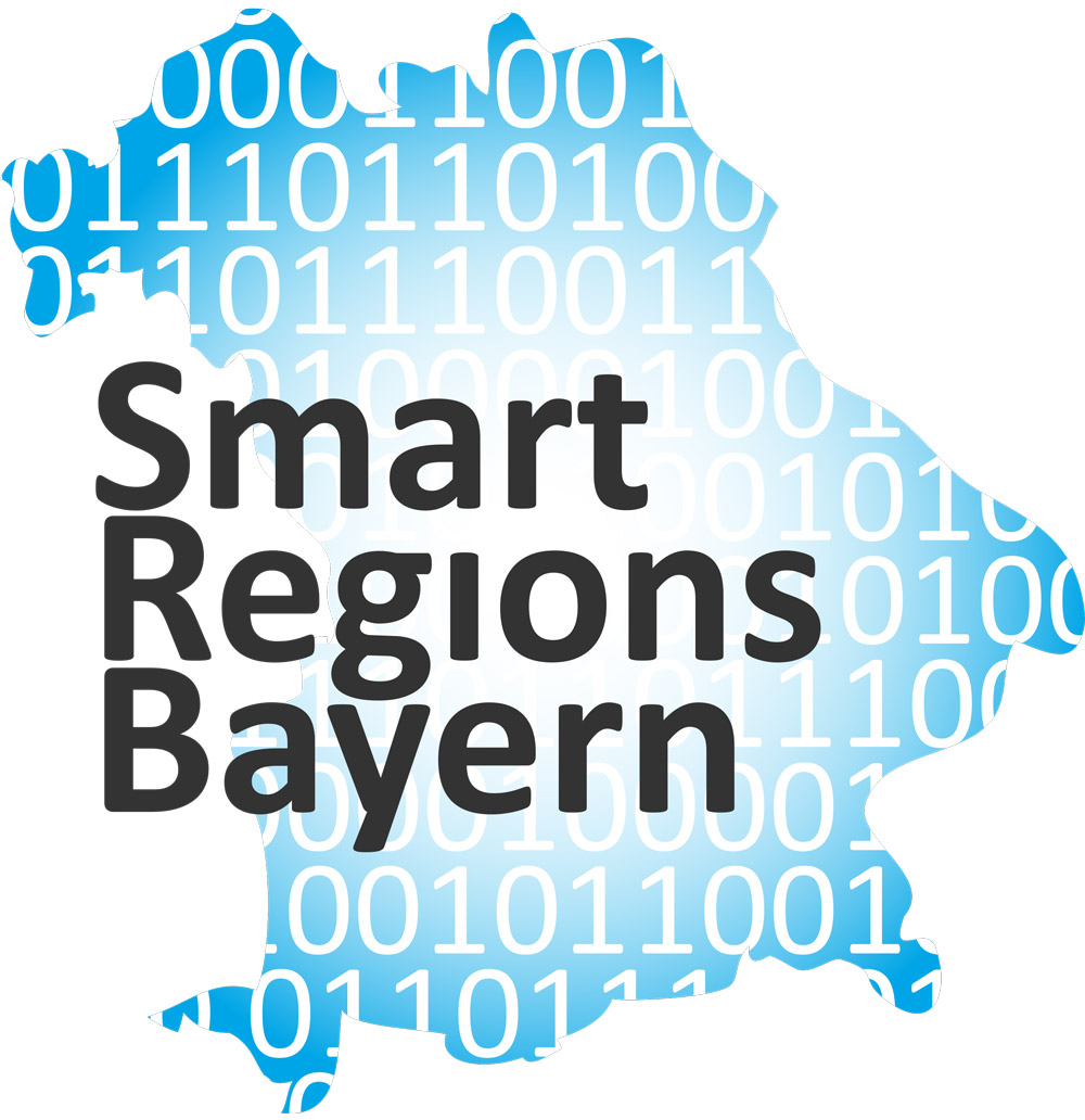 Logo - Smart Regions Bayern